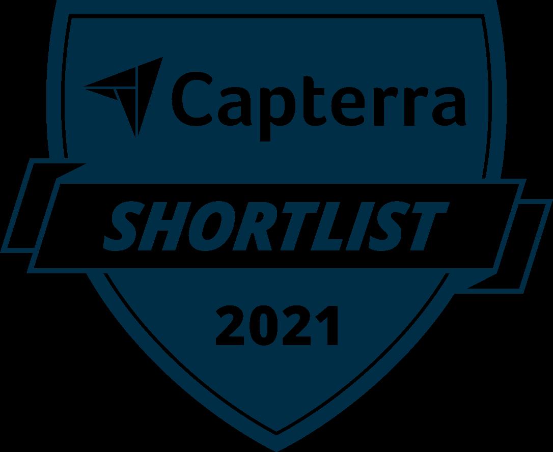 Capterra Shortlist for Daycare Mar-21