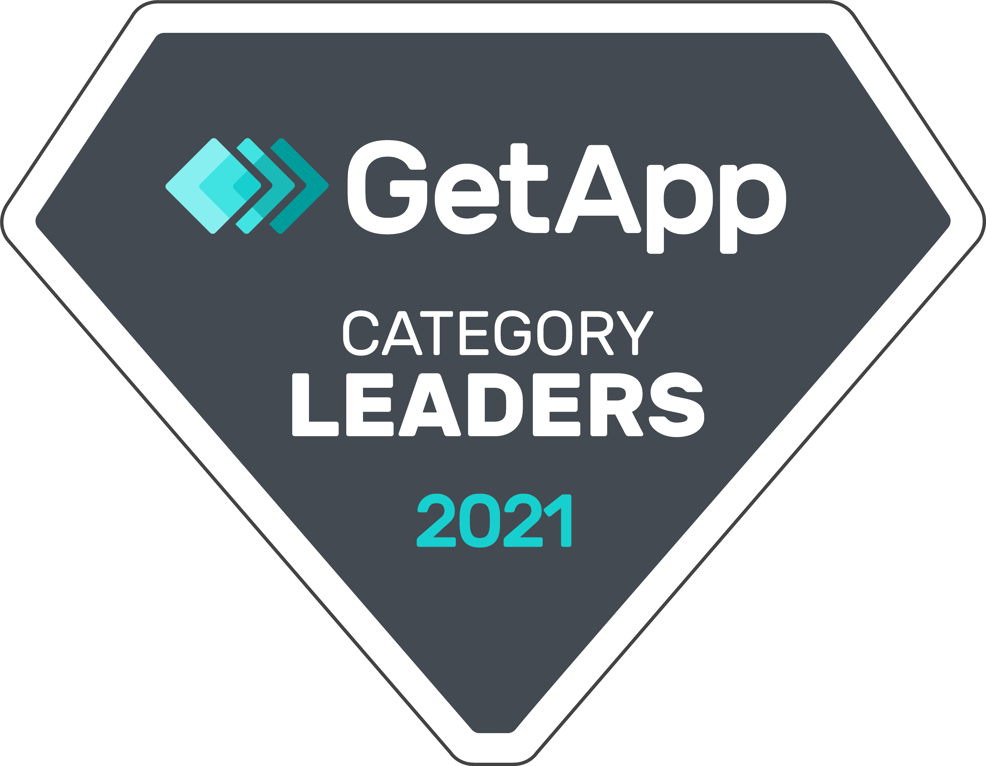 GetApp Category Leaders for Fundraising Feb-21